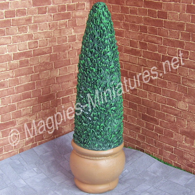 Potted Tree - Pointed Top
