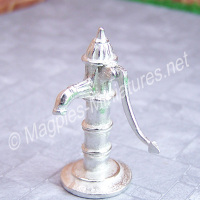 Water Pump with moving handle