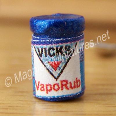 Vicks Jar