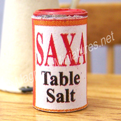 Saxa Salt Drum