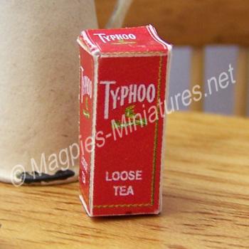 Typhoo Tea-Red