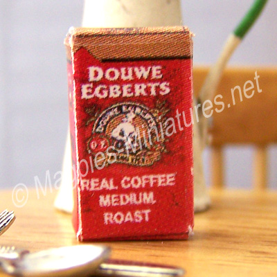 Douwe Egberts Coffee