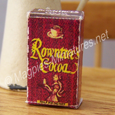 Rowntrees Cocoa - 1880