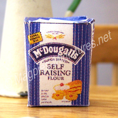 McDougalls Self Raising Flour Packet