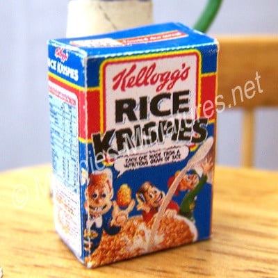 Rice Krispies - 1990's