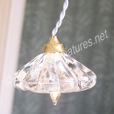 Hanging Flute Coolie, Clear