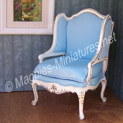 013 - French/Victorian Living Room - Gentlemans Chair - Jiayi