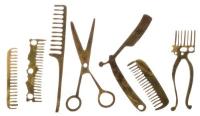 Lazer Cut Set of Hair Care Items