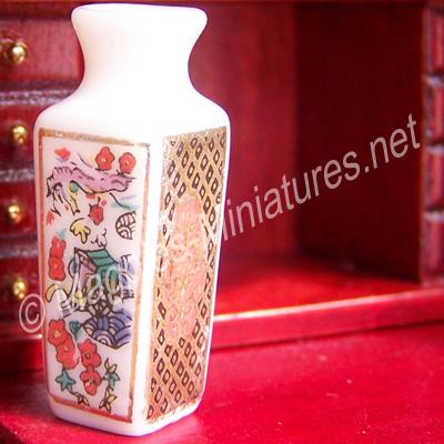 Beautiful Ceramic Imari Vase