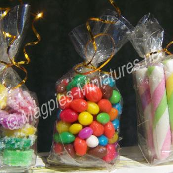 Bag of Sweets - smarties
