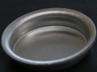 Metal Bowl Dish 22mm