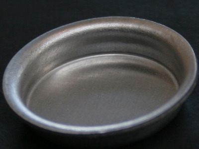 Metal Bowl Dish 22mm