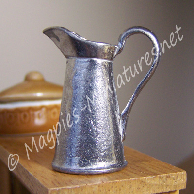 Pitcher / Jug - Silver finish