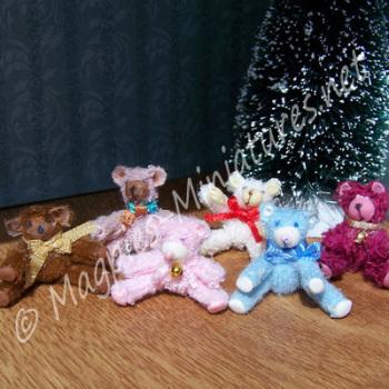 Teddy Bear Sitting (Each)