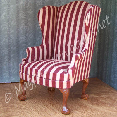 8029 - Red Chair - Jiayi