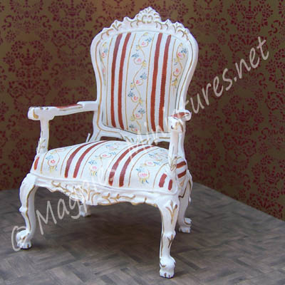 8037 - Living Room Set - Gentlemans Chair - Jiayi