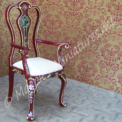 8106 - Chippendale Chair - Jiayi