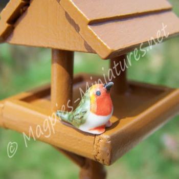Ceramic Robin