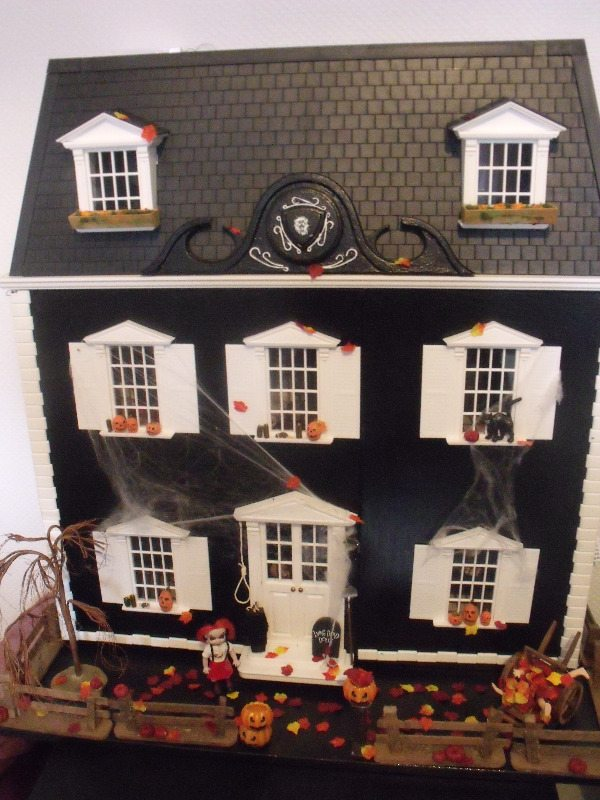 Haunted House Miniature
