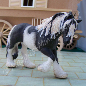 Tinker Mare - Horse-24th Scale