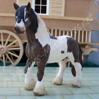 Tinker Stallion - Horse -24th Scale