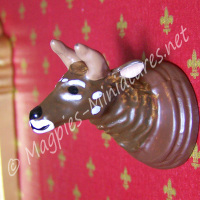 Stag Head Trophy