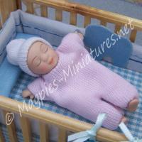 Baby - Girl - Sleeping Child