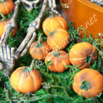 Handmade Pumpkin-Sizes Vary