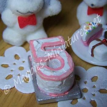 Birthday Cake - Pink 5