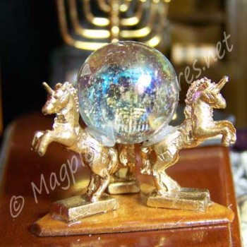 Crystal Ball on Unicorn Stands
