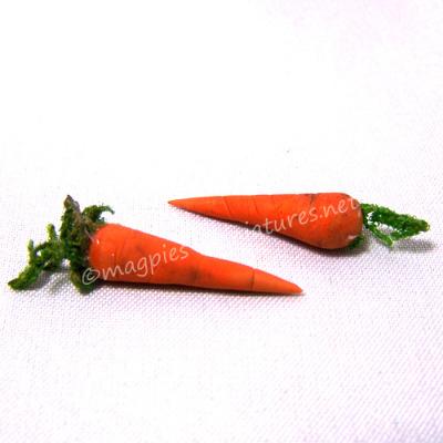 Set of 2 Carrots