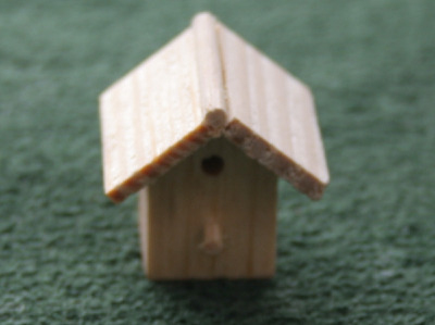 Barewood Bird Box