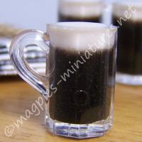 Pint of Guinness - dark ale