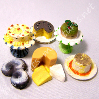 Mixed Pack - Jellies and Trifles