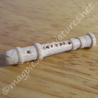 Wooden Recorder