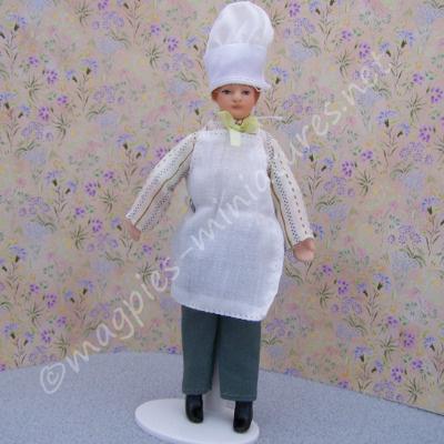 Man - Chef