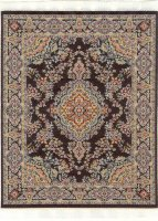 "Woven Turkish Carpet - 10"" x 7"""