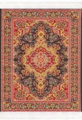 Woven Turkish Carpet - 10