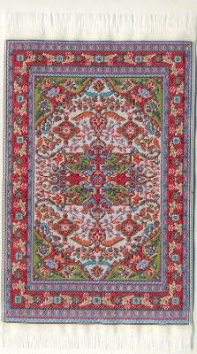 Woven Turkish Carpet - 10