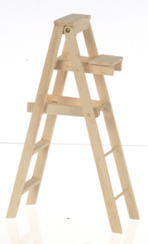 Wooden Stepladder - 5 inches