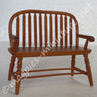 Colonial Windsor Bench