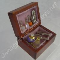 Vanity Box with Content