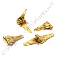 Brass Triangle Hinges