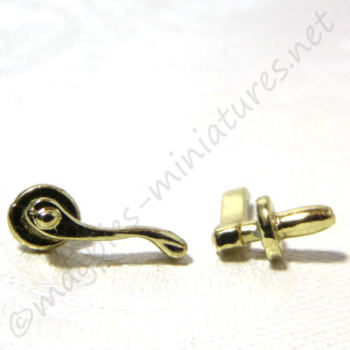 Set Of 2 Lever Handles