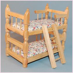 Bunk Beds - Pine