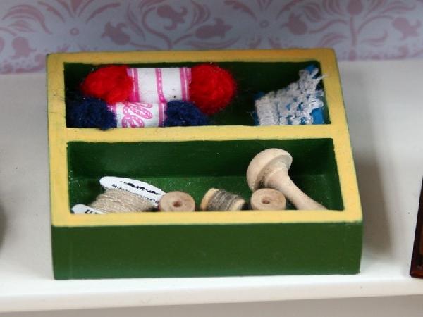 Needlework Tray