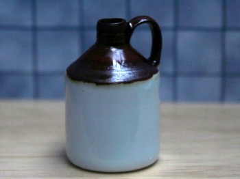 Flagon drinking vessel - ceramic