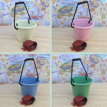 Coloured Bucket - 4 Colours to choose from