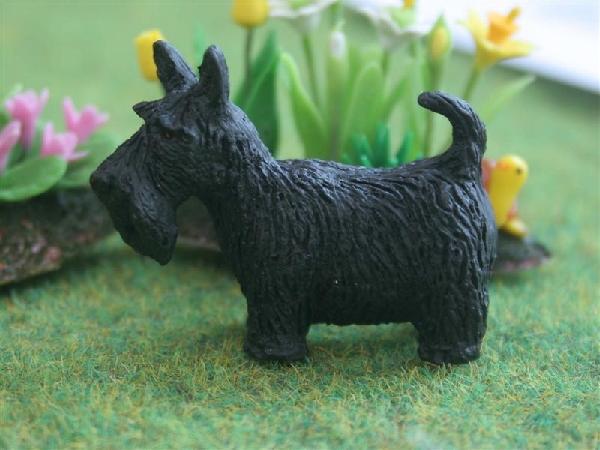 Black Scottie Dog
