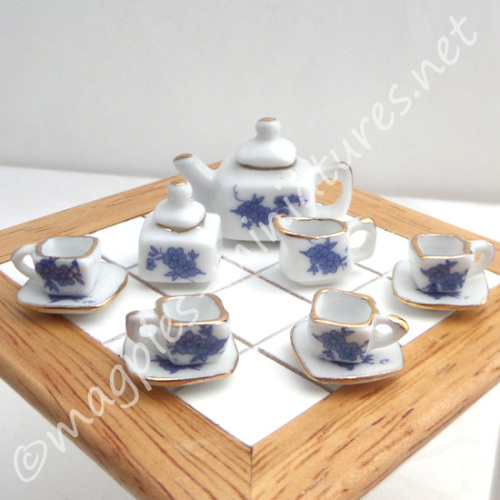 Tea Set - Square